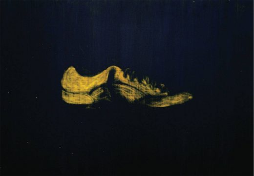 Shoe (self portrait)