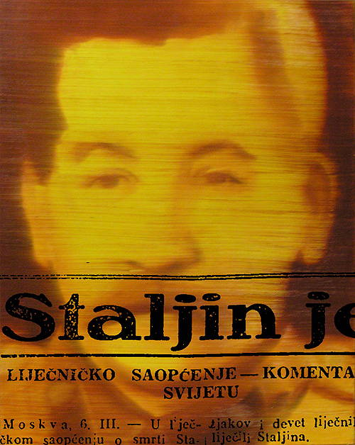 Slobodna Dalmacija 6.3.1953.